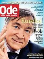 Dr. Fritz-Albert Popp Ode magazine